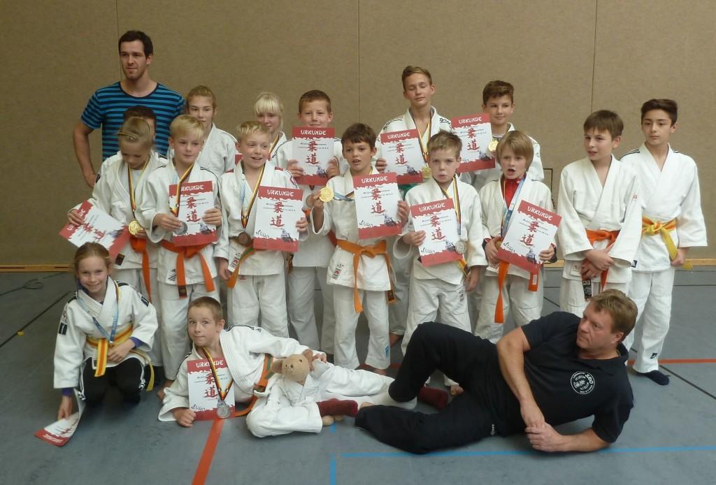 15-10-10 U13 Landesmeisterschaft Judo