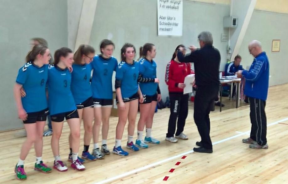 Foto WK III Handball