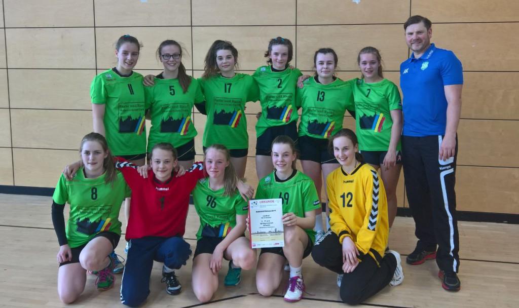 16-05-03 Handball weibl. WK III Bundesfinale