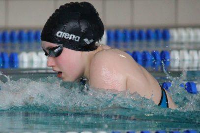 Landesmeisterschaften in der Neptun-Schwimmhalle