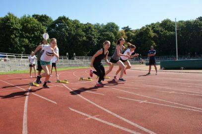 Sport frei! Sporttage läuten Schuljahresende ein