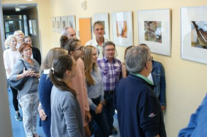 Foto-Ausstellung eröffnet