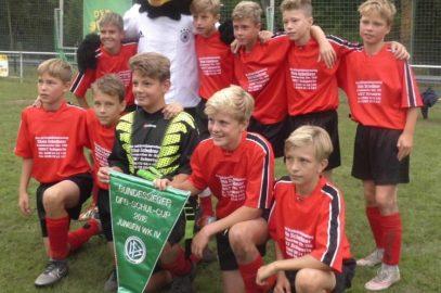 Schweriner Fußballer JtfO-Bundessieger 2016