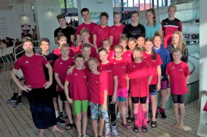 PSV-Schwimmer starten in die neue Saison