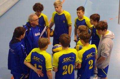 Schweriner Jungs holen beim Striezel-Cup den 7. Platz