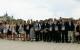 Gruppenfoto aller Absolventen 2017