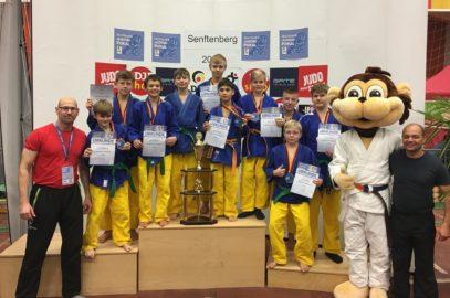 Bronze für U14-Judoka beim Jugendpokal