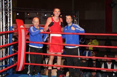 Zwei Deutsche Meistertitel für U18-Boxer