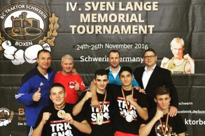 Boxer laden zum Sven-Lange-Gedenkturnier