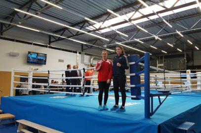 Verbesserung der Trainingsbedingungen für die Box-Bundeskader