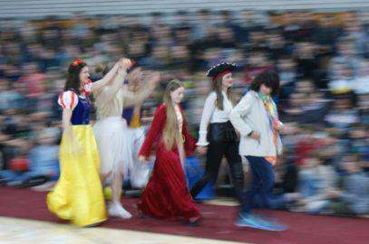 Abiturienten feierten letzten Schultag