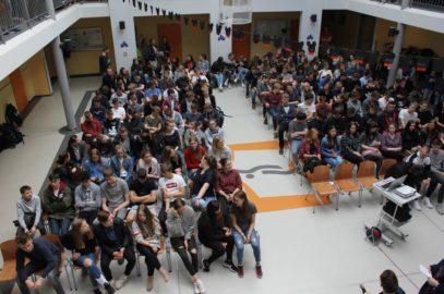 Schülervollversammlung 2018