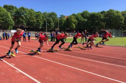 Sonnige Westmecklenburgische Leichtathletik-Meisterschaften