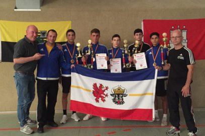 Gold und Silber für unsere Boxer bei Deutschen Meisterschaften