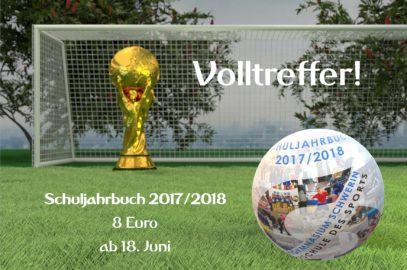 Volltreffer! Neues Jahrbuch verfügbar!