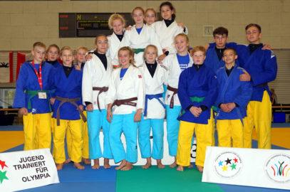 Judoka mit guten Ergebnissen aus Berlin zurück