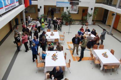 Einblicke in unsere Schule am Tag der offenen Tür